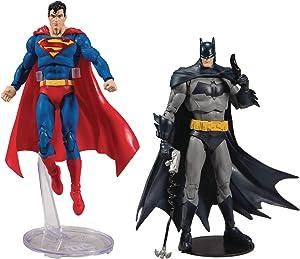 Animated DC Batman Superman Wave 1 7-Inch Action Figures Set