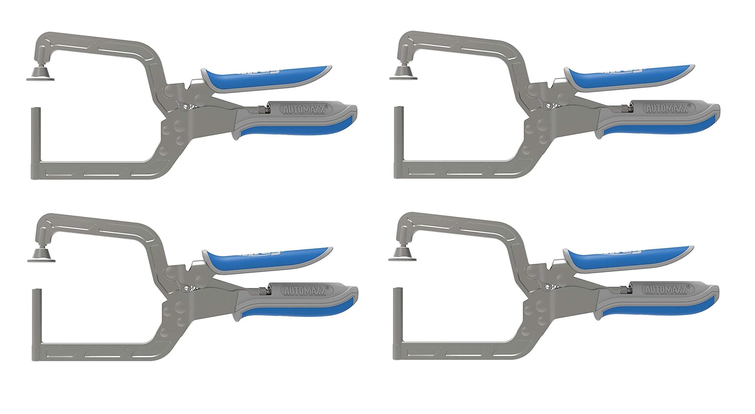 Kreg KHCRA Automaxx Right Angle Clamp, 4 Pack