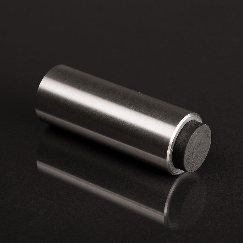 So-Tech/® Butoir de Porte Kyros 25 Acier affin/é Massif V2A /Ø 29 mm