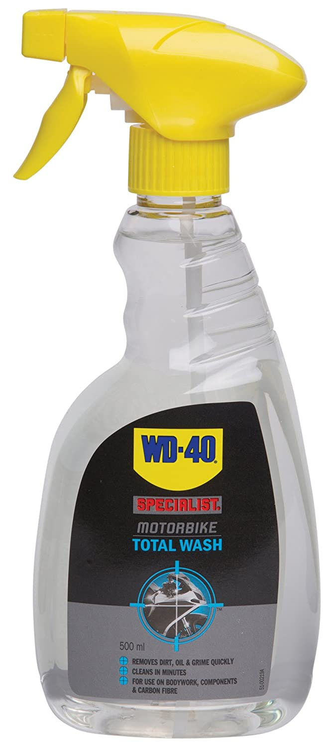 Wd40d 44242 Specialist Moto Total Lavage clair, WD-40 44242A
