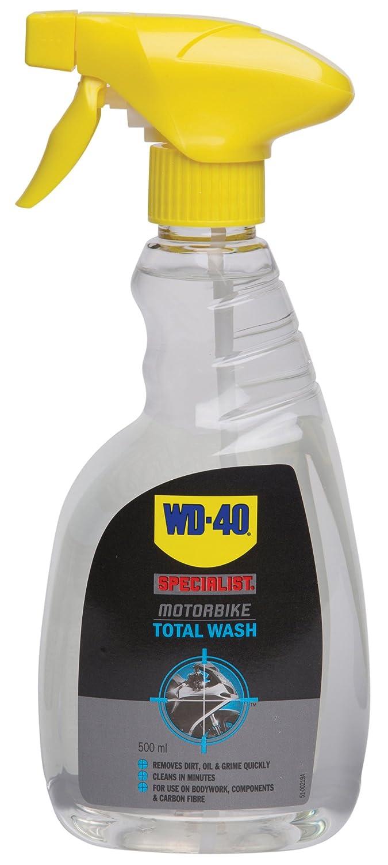 wd40d 44242 Specialist Motorrad Total Waschen, klar WD-40 44242A