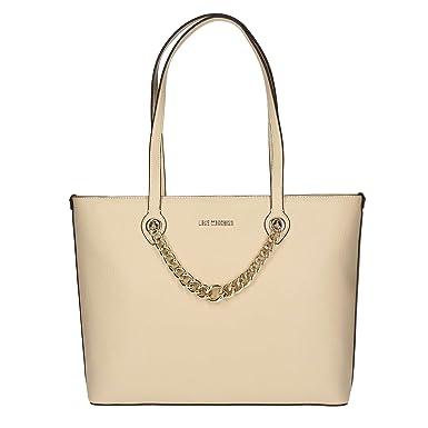 d2b2655dfcc3e Love Moschino Jc4261pp05 Shopper Frau Elfenbein Tu Factory Outlet Günstig  Online Av42GGf