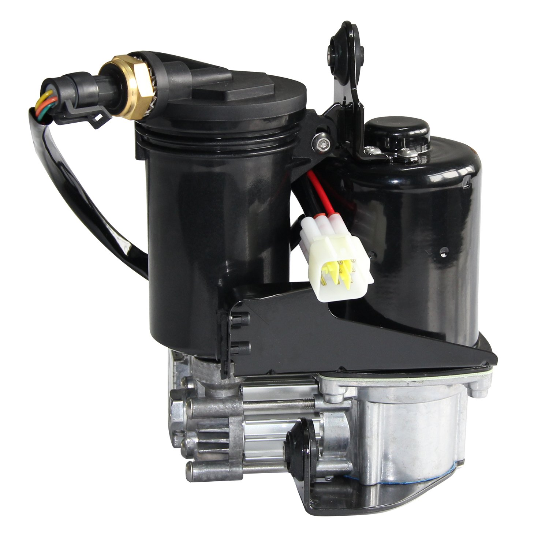 Docas Air Suspension Compressor Air Pump w Dryer for 2001 2002 2003 2004 2005 2006 GMC SUV Chevy Tahoe Escalade Yukon 15949881 15254590 15296756 135psi