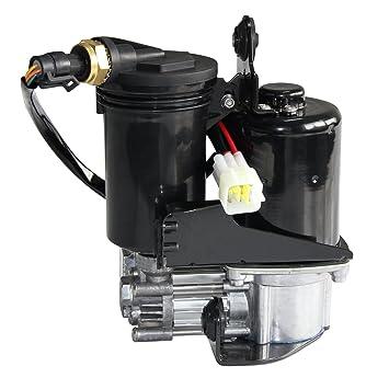Docas Compresor De Aire Bomba de aire w secador para GM SUV Chevy Tahoe Escalade 22941806 135psi: Amazon.es: Coche y moto