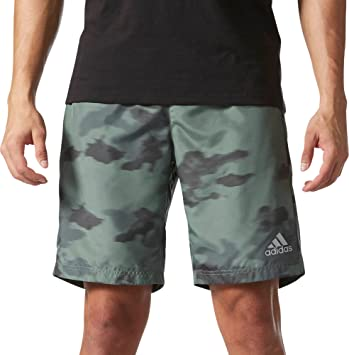 Motion Print Shorts Running Sequencials Blur Camo Adidas Men's XFxWTEqBE8