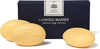 product image for Caswell-Massey Triple Milled Luxury Bath Soap Set - Verbena - 5.8 Ounces Each, 3 Bars