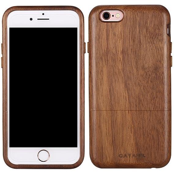 lowest price 40d51 14dff iphone 6 Plus 6S Plus Wood Case 5.5