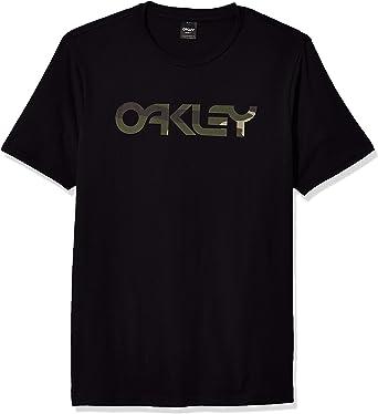 Oakley Mens Mark II tee Camisa para Hombre: Amazon.es: Ropa y accesorios