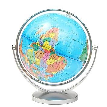 Tutoy Weltkugel Erde Ozean Atlas Karte Mit Rotierenden Stand ...