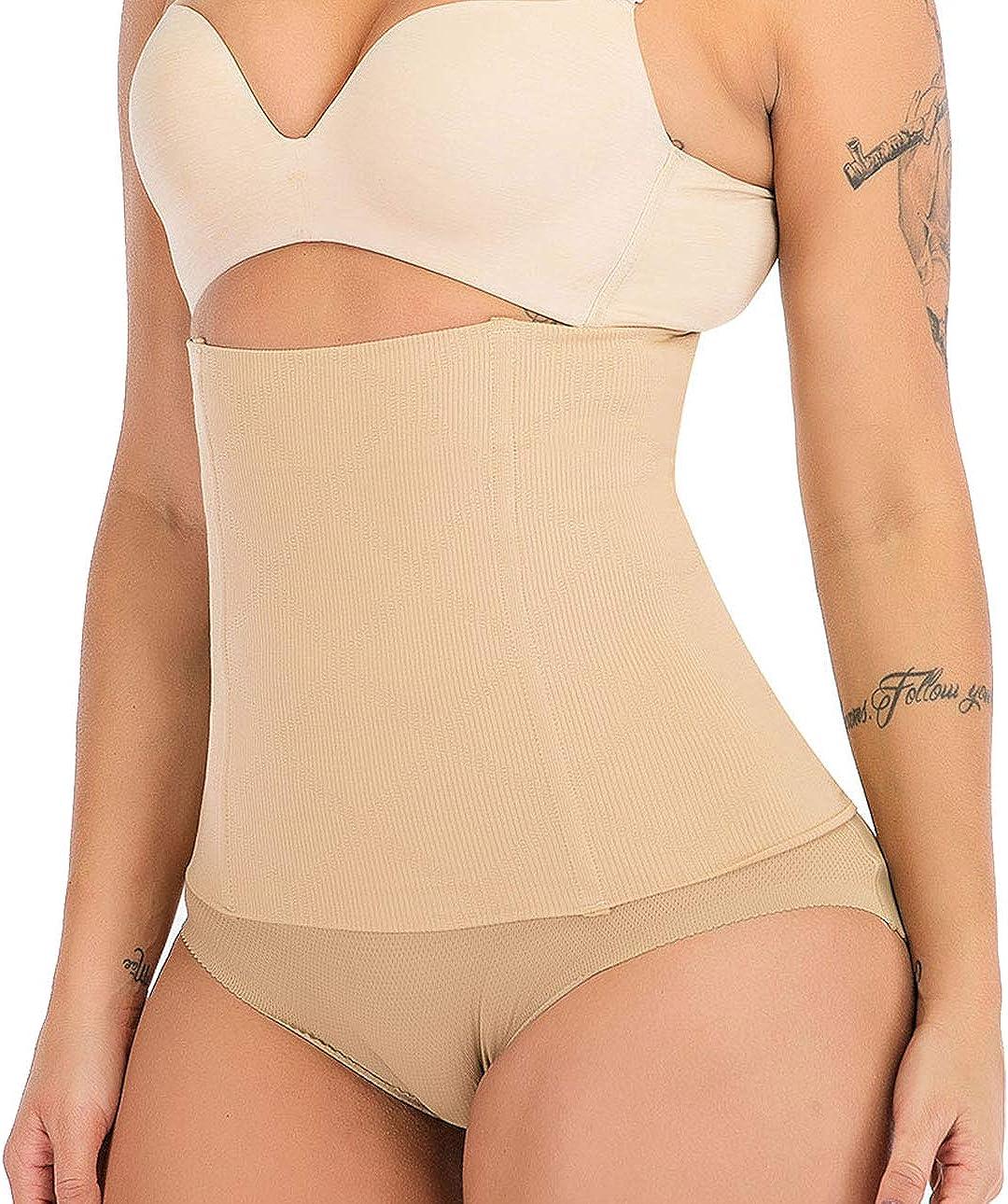 Hot Body Shaper Binder Breathe Waist Trainer Women Slimming Waist Tummy Belt Waist,Y,2XL