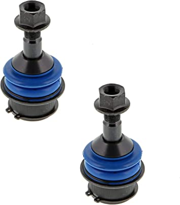 Pair Set of 2 Rear Lower Suspension Ball Joints Mevotech For Dodge Durango 11-17
