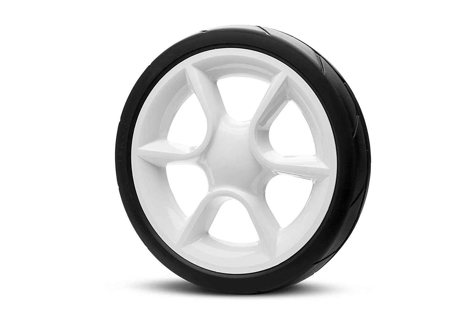 Quinny Moodd One Rear wheel fit Quinny Moodd (White)