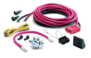 WARN 32966 24' Quick Connect Power Cable