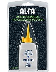 Alfa Aceite para máquina de coser, 100 ml