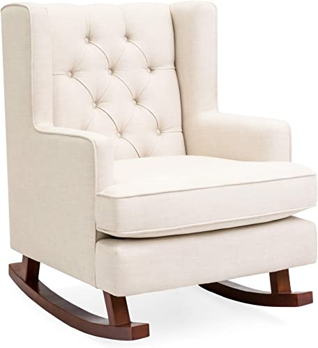 Best Choice Products Rocking Accent Chair - the best living room chair for the money