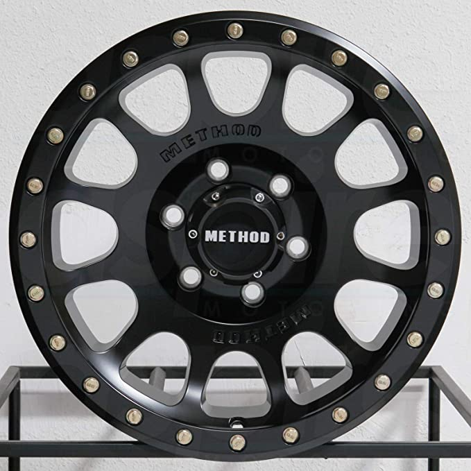 Method Race Wheels Mr30529055518 Mr305 Nv 20x9 +18 mm O/s 5x5.5 Negro mate: Amazon.es: Coche y moto