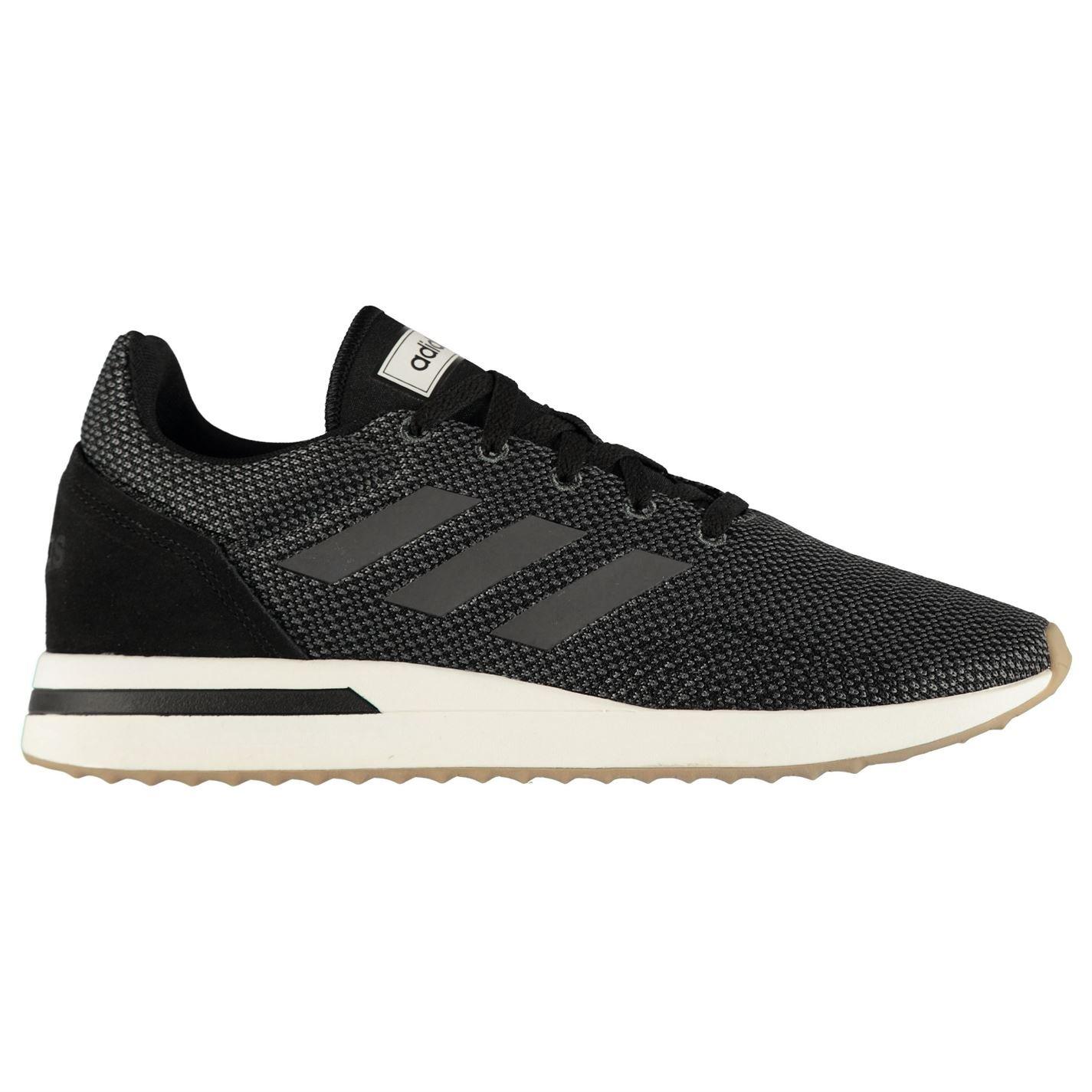 Adidas Run70s, Zapatillas de Entrenamiento para Hombre 46 EU|Negro