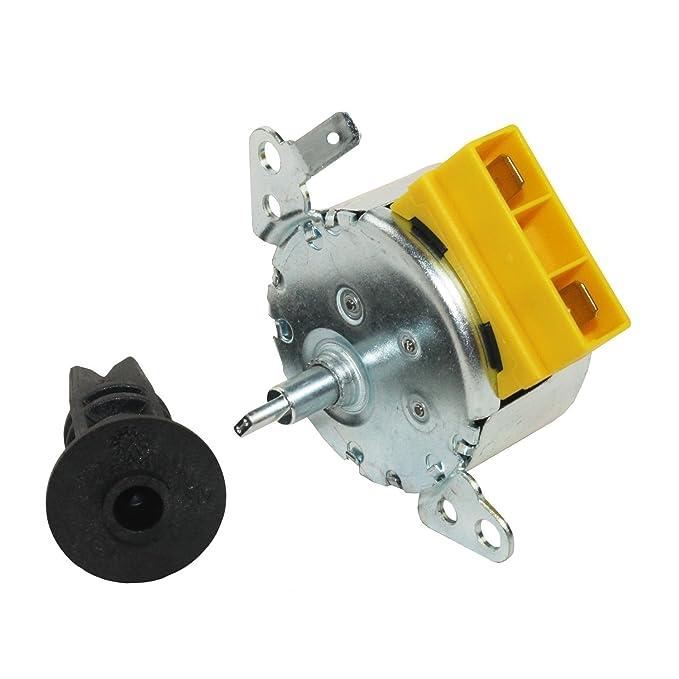 Motor y Barra de Transmisión para Freidoras Tefal Actifry Modelos AL800xxx, AW950xxx, FZ700xxx, GH800xxx, YV960xxx: Amazon.es: Grandes electrodomésticos