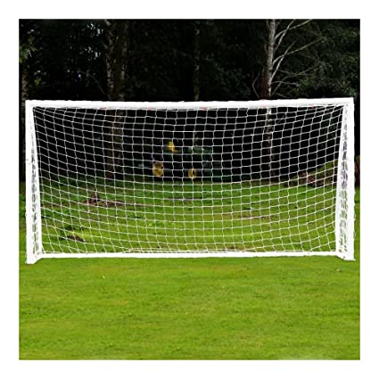 f253b5705 Image Unavailable. Image not available for. Color: 10x6.5FT Full Size  Football Net PE Polyethylene Soccer ...