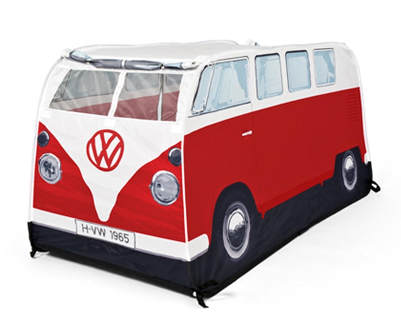 Genuine Volkswagen Split Windscreen VW C&er Van Kids Childrens Pop Up Play Tent Den House -  sc 1 st  Amazon UK & VW Campervan Pop-Up Garden Play Tent: The Monster Factory: Amazon ...