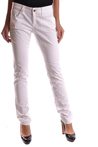 hot sale online 25dd3 16035 Gucci Jeans Donna MCBI142005O Cotone Bianco: Amazon.it ...