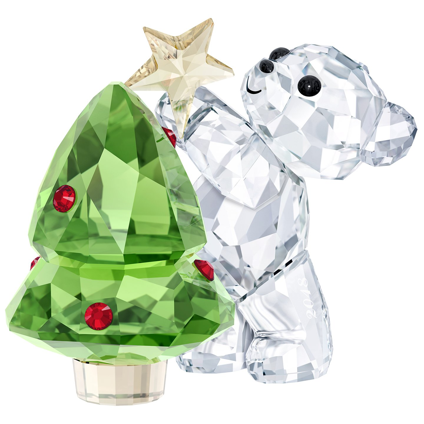 d2742d026 Amazon.com: Swarovski KRIS BEAR CHRIST 2018: Kitchen & Dining