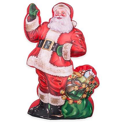 Amazon.com: Ghi - Saco hinchable de Navidad de Papá Noel con ...