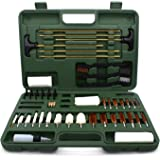 {Upgraded Version} Gun Cleaning Kit Universal Supplies for Rifles Shotgun Handgun, Portable Metal Brushes Pistol Cleaning Kits