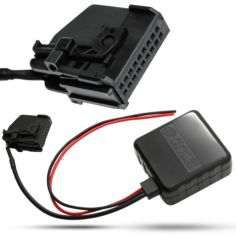 Bluetooth Adapter Aux Verst/ärker St/örger/äuschfilter MFD2 RNS2