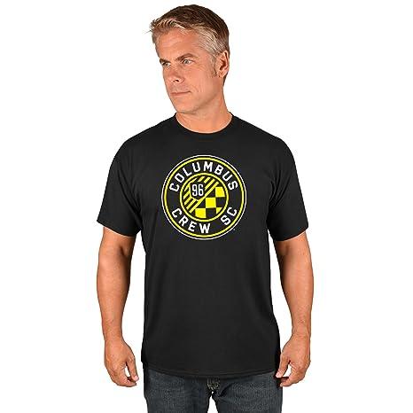 69dc622314c3 Amazon.com : Majestic Athletic Columbus Crew SC MLS Men's Team Logo ...