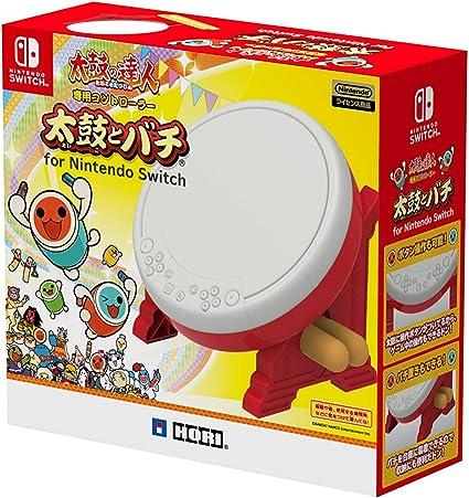 Hori Controller Taiko No Tatsujin For Nintendo switch: Amazon.es: Juguetes y juegos