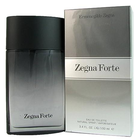 Ermenegildo Zegna Forte Eau de Toilette Spray para Hombre 4701f1b82d0