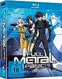 Full Metal Panic! The Second Raid + Full Metal Panic? Fumoffu [Blu-ray Box]