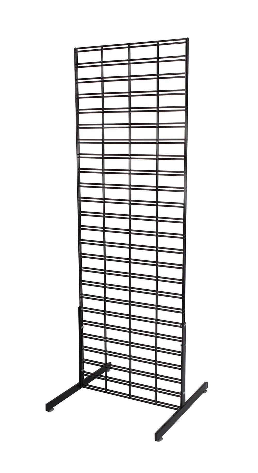 SlatGrid Stand 2' X 6' - Slatgrid Wall Unit
