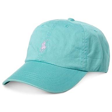 e01082e5 Amazon.com: Polo Ralph Lauren Hat, Core Classic Sport Mens Cap (One ...