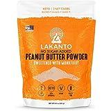 Lakanto Peanut Butter Powder, Keto, 2 Net Carbs (8.5 oz)
