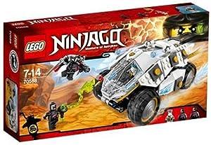 2016 LEGO Ninjago Titanium Ninja Tumbler 70588