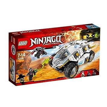 2016 LEGO Ninjago Titanium Ninja Tumbler 70588 by LEGO ...