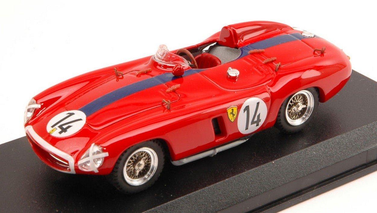 descuento de ventas Art Model AM0187 Ferrari 750 Monza N.14 LM55 LM55 LM55 1:43 MODELLINO Die Cast Model  buscando agente de ventas