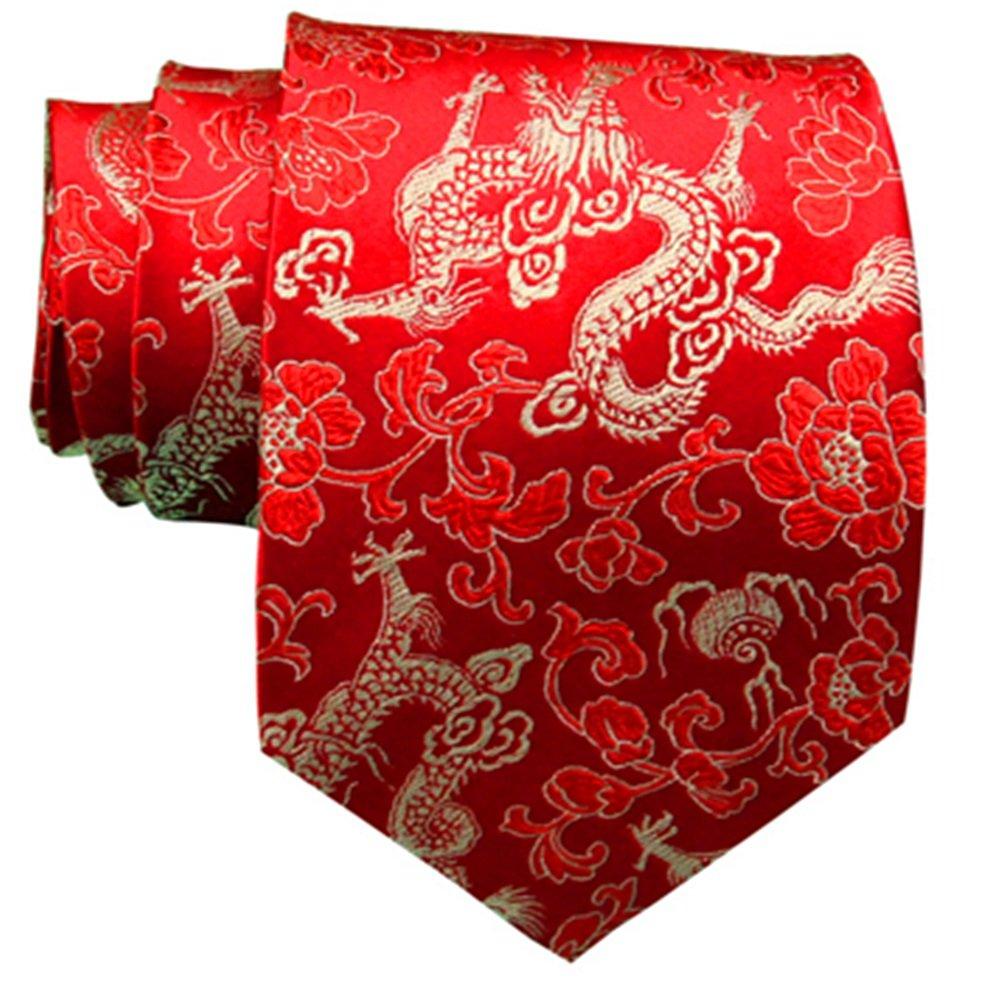 YYB-Tie Corbata Moda Corbata de Boda Nupcial para Hombres Corbata ...