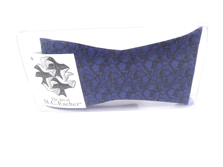 Escher HORSEMEN Design Museum Art Inspired Bow Tie C Boxelder Mens M