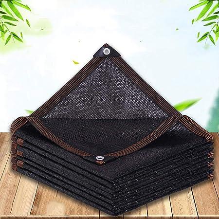 XYL Red de Sombra Bloqueador Solar, con Ojales 95% de tasa de sombreado, Malla de Sombreo para Planta Cubierta Invernadero Granero Perrera Piscina Pérgola: Amazon.es: Hogar
