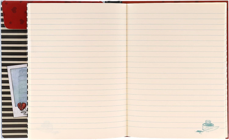 Quaderno con set di cancelleria Gorjus