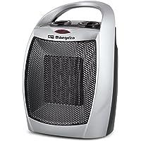 Orbegozo CR5016 Calefactor Cerámico, 1500 W, Plata