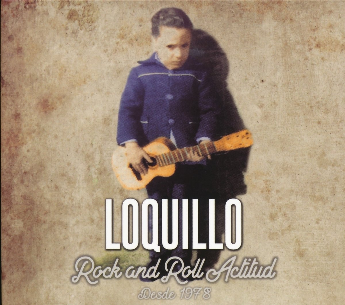 CD : Loquillo - Rock & Roll Actitud (1978-2018) (Spain - Import, 3PC)