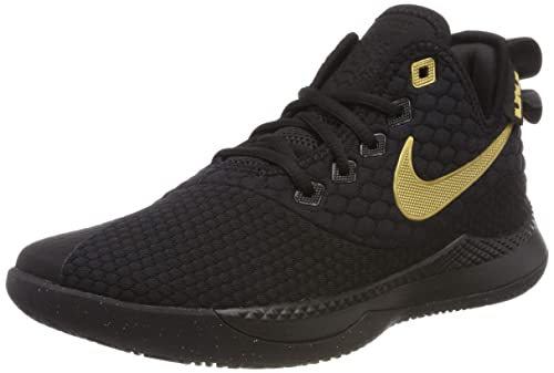 diseño atemporal cd7c7 18cfd Nike Lebron Witness 3 Ao4433-003, Zapatos de Baloncesto para Hombre