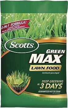 Scotts 44615A Green Max Fertilizer For Green Grass