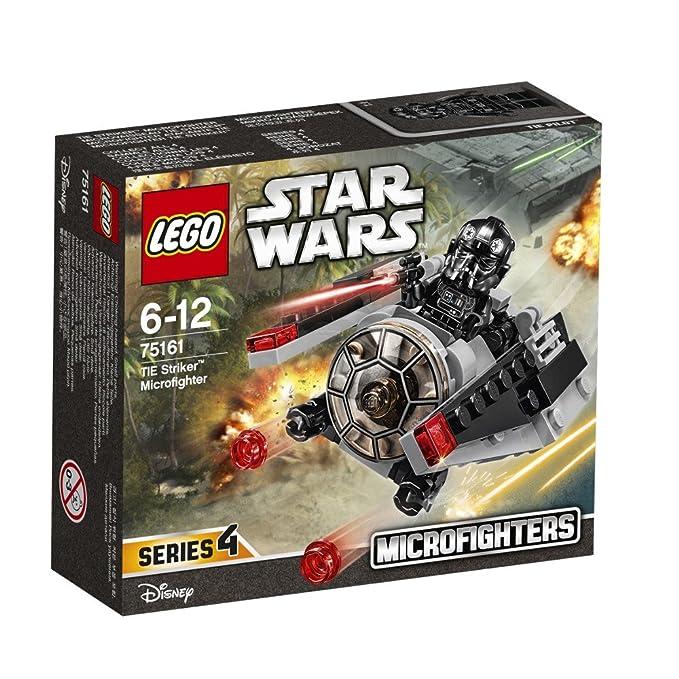 150 opinioni per LEGO Star Wars 75161- Set Costruzioni Microfighter Tie Striker