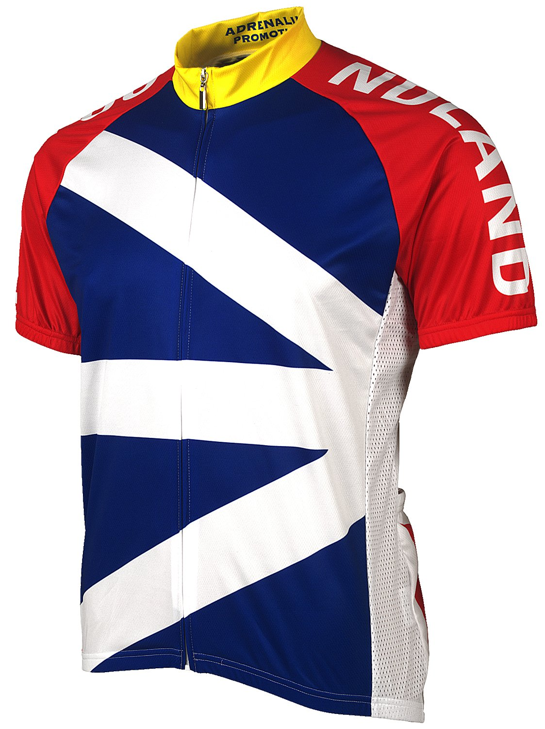 Adrenaline Promotions Canadian Provinces Newfoundland Cycling Jersey ADRE2