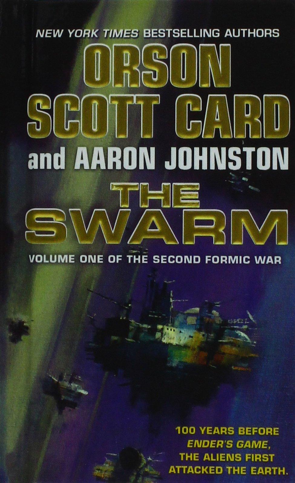 the swarm (card and johnston novel)